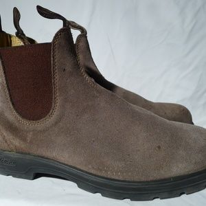 Blundstone Boots 552 - Size 12 US - Suede